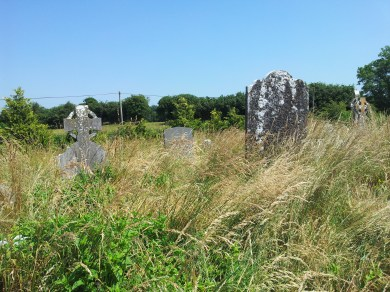 10. Old Longwood Cemetery, Co. Meath