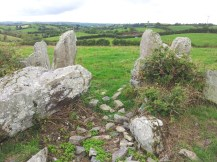 12. Lisnadarragh Wedge Tomb, Co. Monaghan