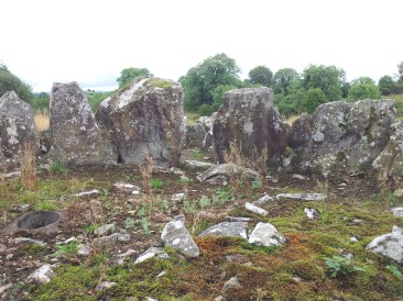 10. Cohaw Court Tomb, Co. Cavan