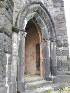 10. Dunlewey Church, Co. Donegal