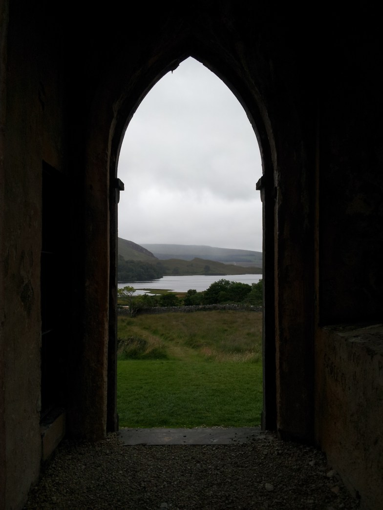 16. Dunlewey Church, Co. Donegal