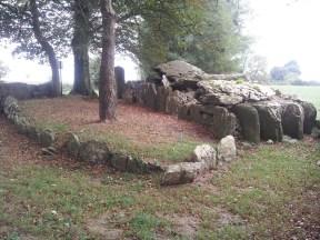14. Labbacallee Wedge Tomb, Co. Cork