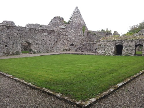 23. Bridgetown Priory, Co. Cork