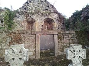 06. Dunleckny Churches, Co. Carlow
