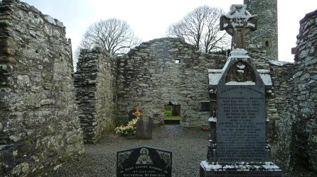 09. Monasterboice Monastic Site, Co. Louth