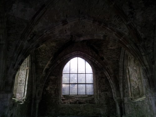 15. Mellifont Abbey, Co. Louth