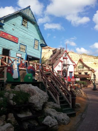 16. Popeye Village, Malta