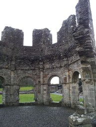 20. Mellifont Abbey, Co. Louth