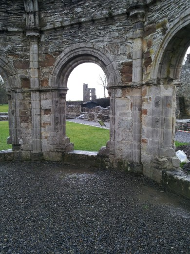 22. Mellifont Abbey, Co. Louth