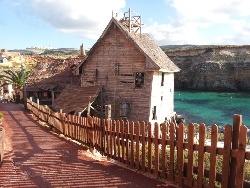 23. Popeye Village, Malta