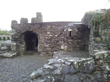 28. Mellifont Abbey, Co. Louth