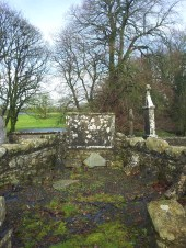 12. Clonabreany Cemetery, Co. Meath