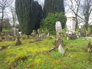 13. Clonabreany Cemetery, Co. Meath