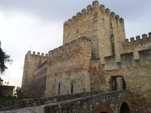 26. Castle of St. George, Lisbon, Portugal