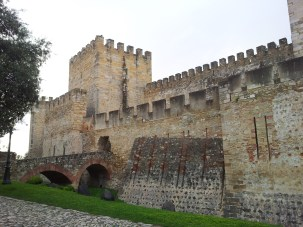 28. Castle of St. George, Lisbon, Portugal