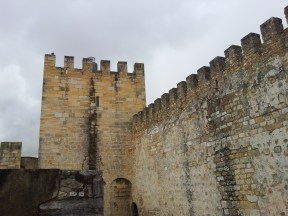 36. Castle of St. George, Lisbon, Portugal