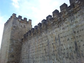 38. Castle of St. George, Lisbon, Portugal