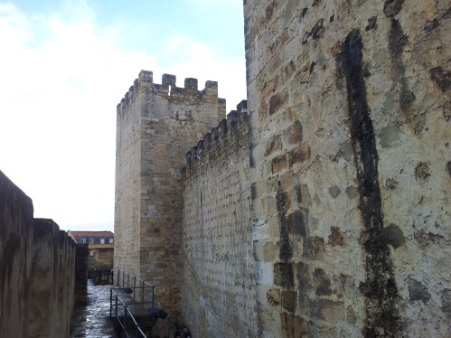 39. Castle of St. George, Lisbon, Portugal