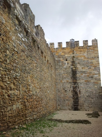 44. Castle of St. George, Lisbon, Portugal