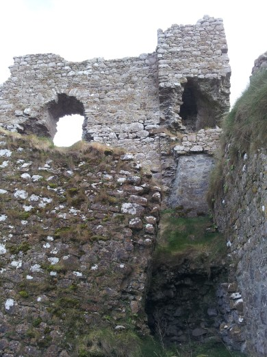 08. Clonmacnoise Castle, Co. Offaly