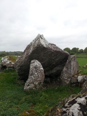 02. 'Nellie's Rock' Portal Tomb, Co. Roscommon