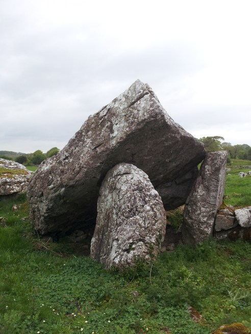 03. 'Nellie's Rock' Portal Tomb, Co. Roscommon