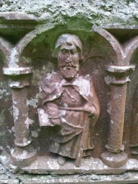 07. Dunfierth Church, Co. Kildare