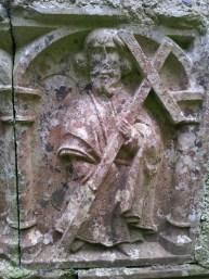11. Dunfierth Church, Co. Kildare