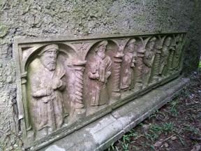 14. Dunfierth Church, Co. Kildare