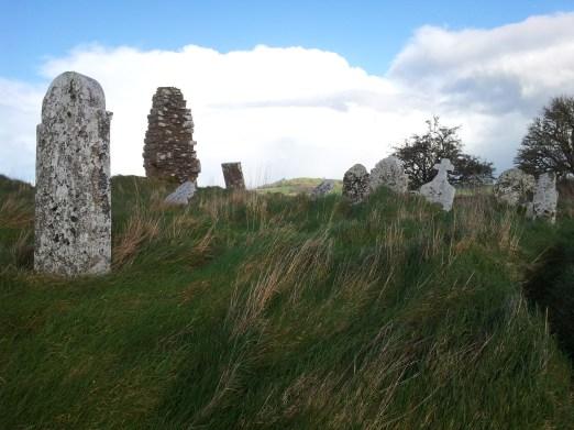 14. Moylagh Church & Castle, Co. Meath