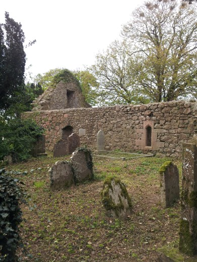 36. Dunfierth Church, Co. Kildare