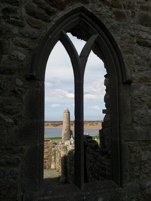 38. Clonmacnoise, Co. Offaly