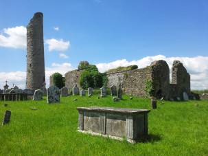 01. Tullaherin Monastic Site, Co. Kilkenny