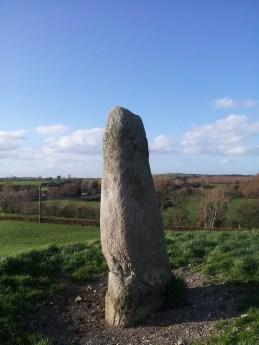 05. Kilgowan Standing Stone, Co. Kildare