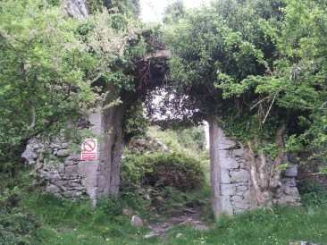 05. Rindoon Abandoned Medieval Town, Co. Roscommon