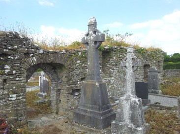 09. Dunnamaggan Church, Co. Kilkenny