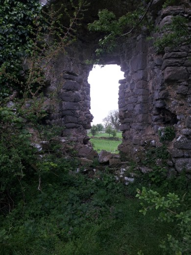 10. Rindoon Abandoned Medieval Town, Co. Roscommon