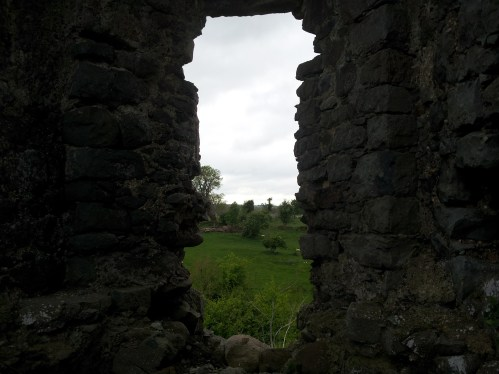 11. Rindoon Abandoned Medieval Town, Co. Roscommon