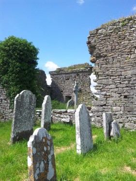 11. Tullaherin Monastic Site, Co. Kilkenny