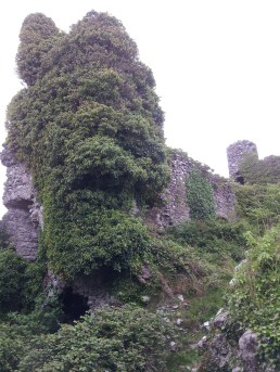 19. Rindoon Abandoned Medieval Town, Co. Roscommon