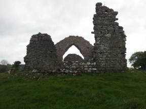 21. Rindoon Abandoned Medieval Town, Co. Roscommon