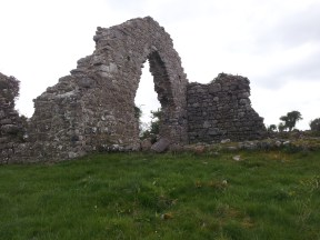 22. Rindoon Abandoned Medieval Town, Co. Roscommon