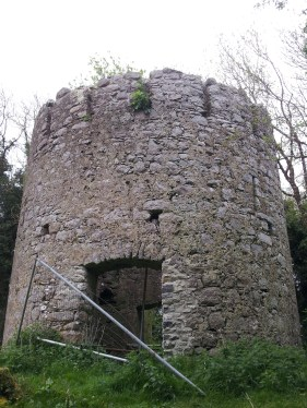28. Rindoon Abandoned Medieval Town, Co. Roscommon