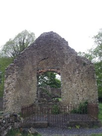 32. Rindoon Abandoned Medieval Town, Co. Roscommon