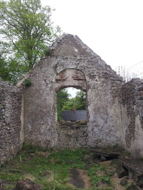 33. Rindoon Abandoned Medieval Town, Co. Roscommon