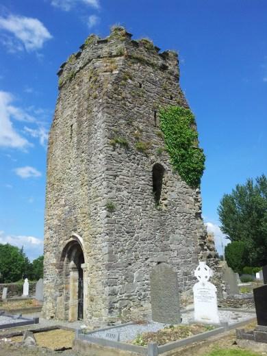 02. Knocktopher Church & Tower, Co. Kilkenny