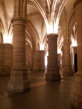 06. The Conciergerie, Paris, France