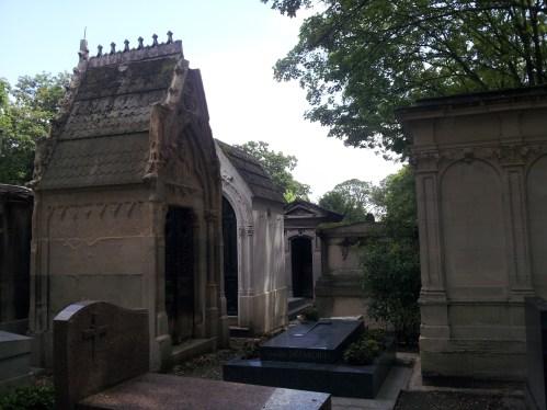 13. Montmartre Cemetery, Paris, France
