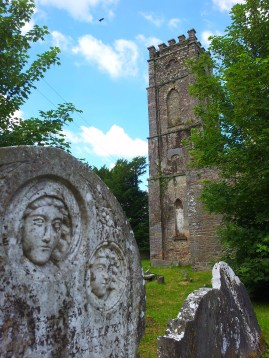 15. Dungarvan Church, Co. Kilkenny