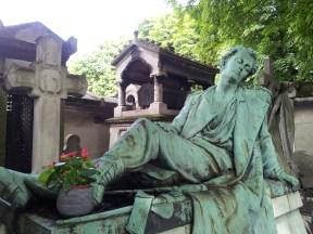 24. Montmartre Cemetery, Paris, France